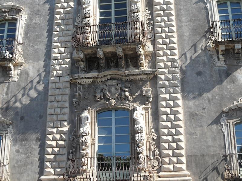 balcone monastero dei benedettini