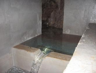 serbatoi di acquedotti sardi a regime di distribuzione