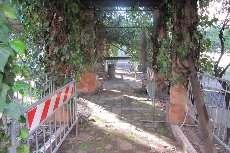 giardino dei novizi monastero dei benedettini catania